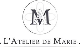 Logo - Styliste Poitiers -  L'Atelier Marie